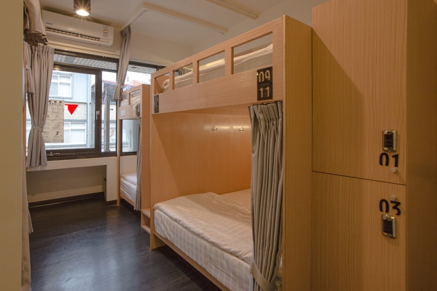 Superior Double Bed Mixed Dorm 2